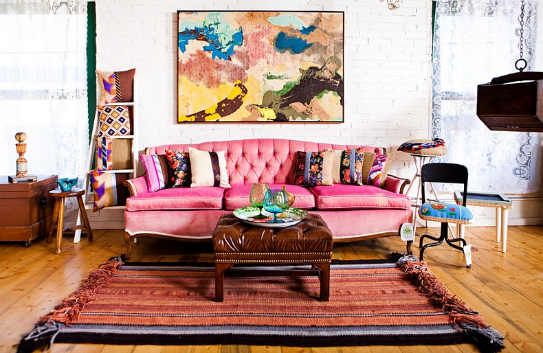 Know Your Style: Bohemian Furniture Resonating Soul - Memoky