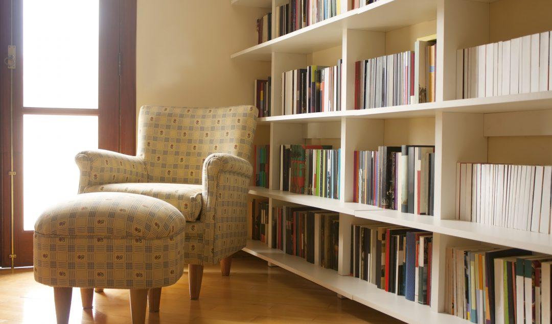 Add a Bookshelf